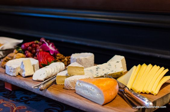Fancy Cheeses! Blogger Night Out #RitzCarltonTysons