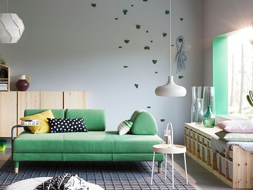 Colors Vibes For Becks Room Colourful Living Room