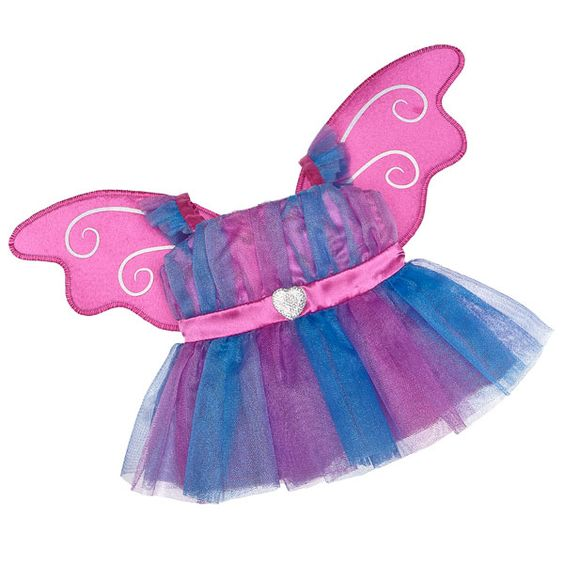 Cute fairy outfit for shy little Batlets that don't want to be witches!