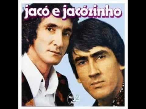 Jacó e Jacozinho -  Capa do Viajante