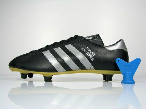 Adidas Fußballschuhen zu alten SCHOKO SCHACHNER den Details iTkZOXuP