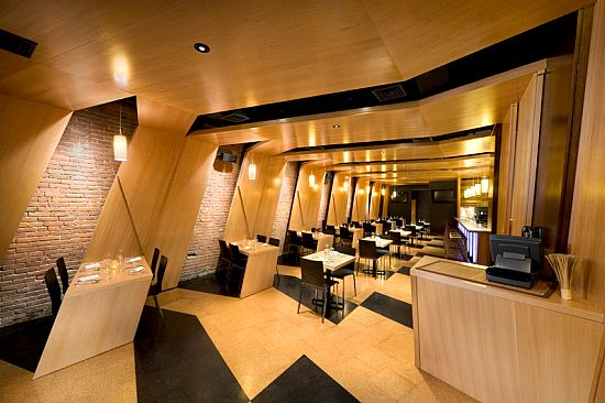 Modern Restaurant Design business restaurant tips: using modern restaurant bar designs