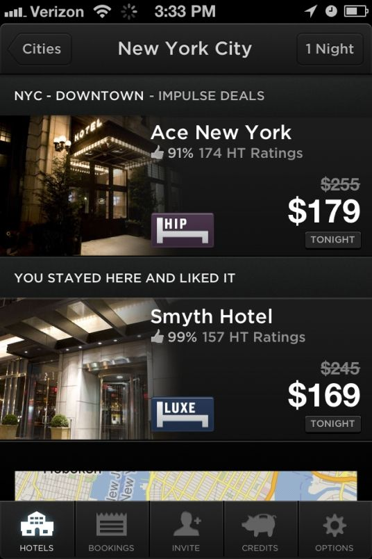 Hoteltonight Upgrades To Make Last Minute Travel More Practical