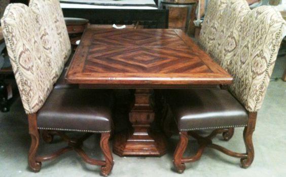 Hekman Rue DeBac Table ~ Awesome $750.00