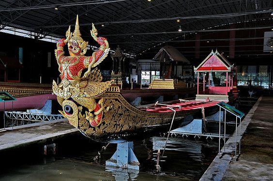 Royal Barge National Museum in Bangkok, Thailand  Flickr - Photo Sharing!  ...
