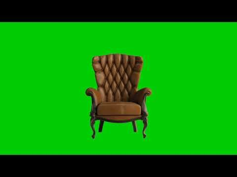 Chair Green Screen Hd Youtube In 2020 Green Chair Chair Greenscreen