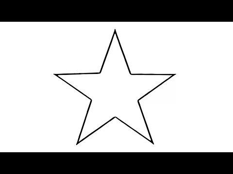 Como Se Dibuja Una Estrella De Navidad