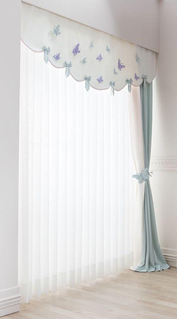 Charming Curtains Decor