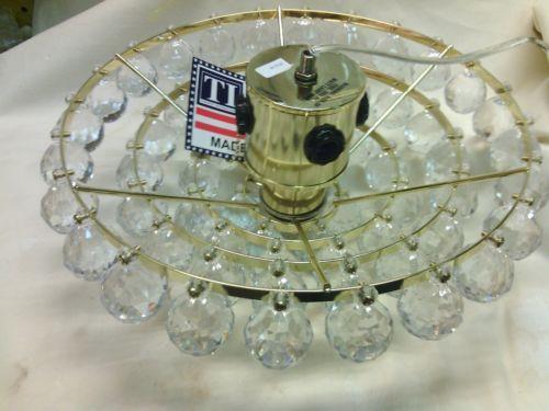 Ceiling Fan Crystal Chandelier Light Kits: Acrylic Crystal Chandelier Type Ceiling Fan Light Kit,Lighting