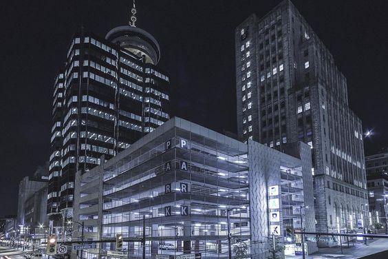 Vancouver Lights | #Vancouver #Vancouverbc #Vancity #BC #BritishColumbia #ExploreBC #Canada #JM4N #MoodyGrams (by _jm4n_)