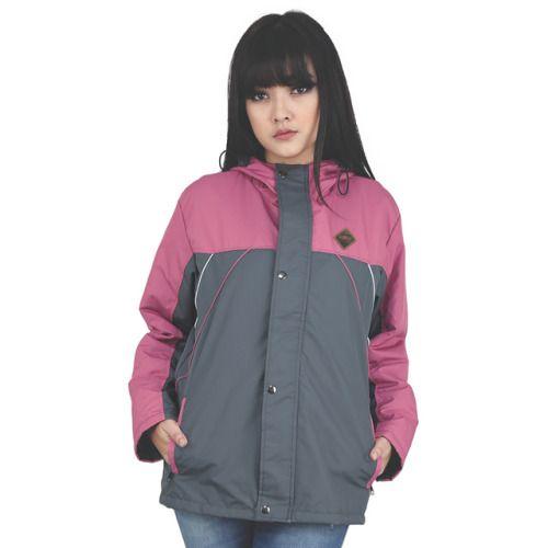 Jaket Wanita Rds 044 Jiem Pink Kombinasi L Xl Rp 216 250
