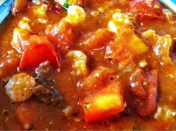 レシピとお料理がひらめくSnapDish - 13件のもぐもぐ - sweet and spicy prawn with cut tomatoes by steven