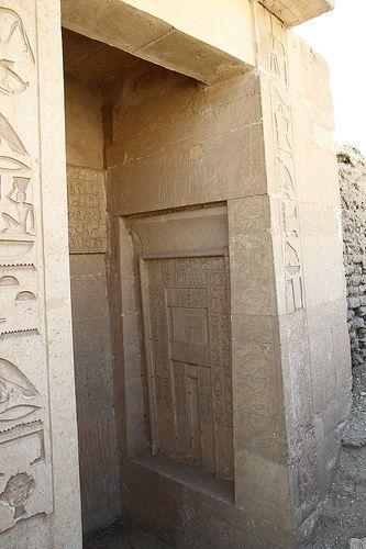 Saqqara Tombs , Tumbas de Saqqara , Sakkara tombs , Tumba de Hesi , Teti Area , Saqqara , Sakkara , Egipto , Egypt , Egipte . Cairo . Mastaba de Hesi . | por Soloegipto