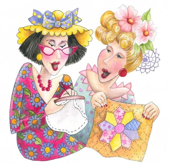 Free Women Quilting Cliparts, Download Free Clip Art, Free Clip Art on Clipart Library