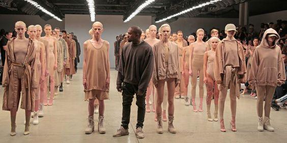 Desfile de Kanye West causa controvérsia e deixa fãs pouco impressionados | SAPO Lifestyle