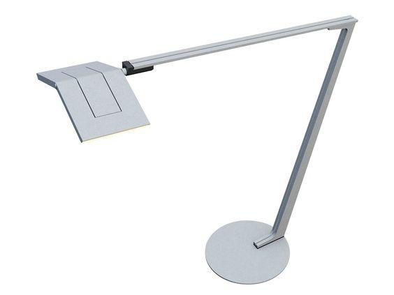LED adjustable aluminium table lamp Light Book Collection by OLIGO Lichttechnik   design Ottenwälder und Ottenwälder