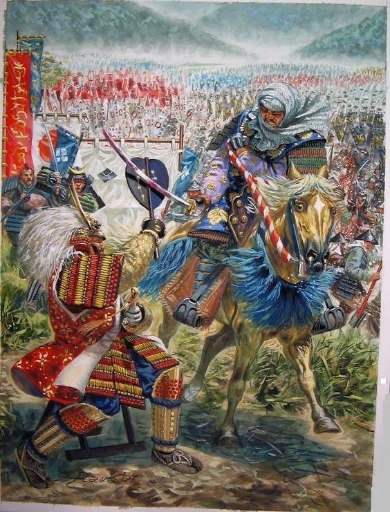 Takeda and Uesugi