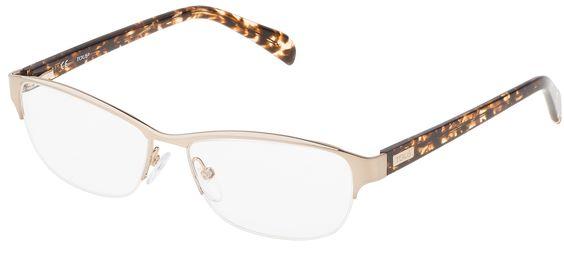 TOUS VTO 324 #Tous #Gafas #GafasGraduadas #GafasDeVista  #Mujer  #EyeLenses #EyeGlasses #Eyewear  #Woman