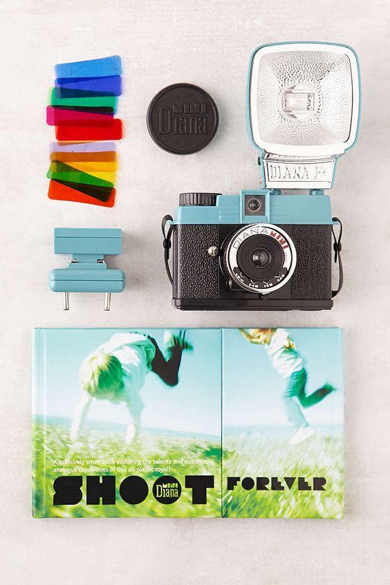 Lomography Diana Mini Flash Camera - Urban Outfitters