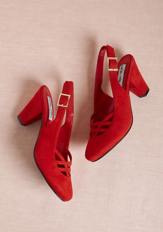 Of The Best Red Summer Shoes