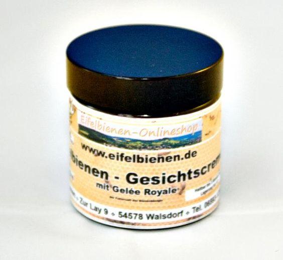 Eifelbienen-Gesichtscreme 55 ml Die Bio Taoasis Basiscreme aus der Apoteke, ist eine sanfte feuchtigkeitsspendende Pflegecreme. Sie besteht aus hochwertigen Bio-Rohstoffen zur schonenenden Hautpflege. Ohne synthetische Duft-, Farb- und Konservierungsstoffen, sowie tierische Bestandteile.  Inhalt: 2/3 Bio Taoasis Basiscreme und 1/3 Gelee Royale
