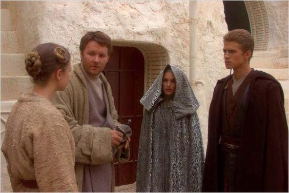 Star Wars : Episode II - L'Attaque des clones / Bonnie Piesse, Hayden Christensen, Joel Edgerton, Natalie Portman