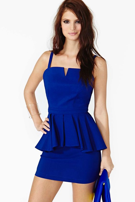 Cungmua.com -cobalt blue dress - Cungmua - Women&-39-s Fashion ...