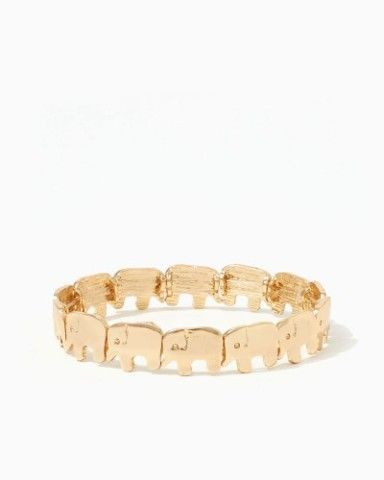 Elephants on Parade Bracelet | charming charlie