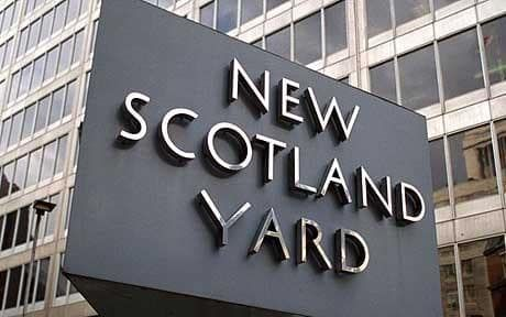 MET POLICE STAFF, 3 OTHERS CHARGED WITH CONSPIRACY TO DEFRAUD