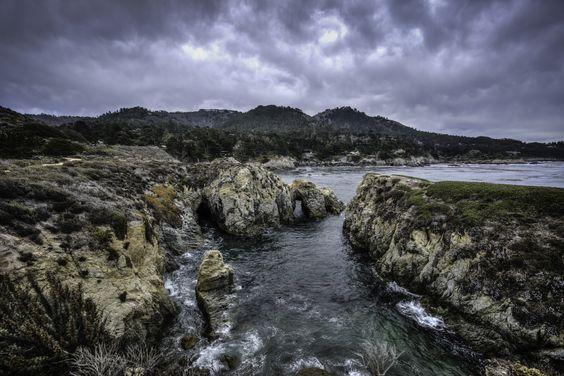 Near Bird island Pt. Lobos on Highway One #highwayone #ptlobos
