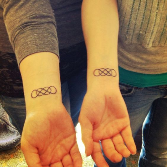 Double Infinity- Want to do this.