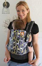 Tula Giraffe Spotted Love Toddler Carrier, Australia