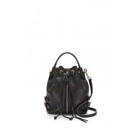 Rebecca Minkoff Moto Bucket. My new bag. Loving it!