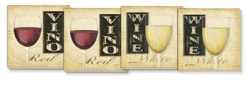 CounterArt Red/White Wine Absorbent Coasters, Assorted, Set of 4 by Counter Art. $13.93. Holders available; look for counterart wood coaster holds ( sold separately). To remove stains, soak coaster in 1 part household bleach and 3 parts water until stain lifts, then rinse and air dry. Set of 4 absorbent coasters with attractive design marries artistic form with high function. Each coaster has a durable cork backing to protect countertops and furniture. Coasters are natu...