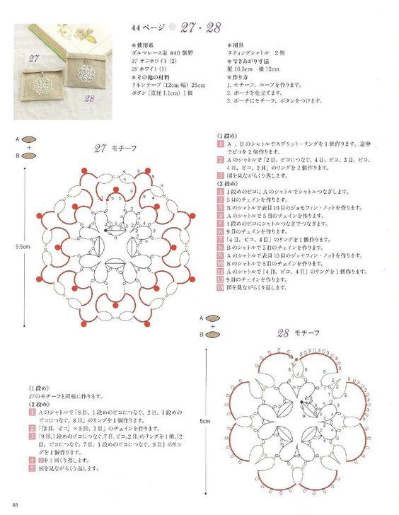 #ClippedOnIssuu from Craft Tatting lace