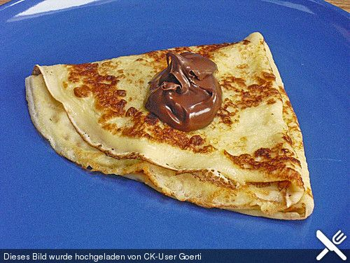Pfannkuchen, ein schmackhaftes Rezept aus der Kategorie Dessert. Bewertungen: 221. Durchschnitt: Ø 4,6.