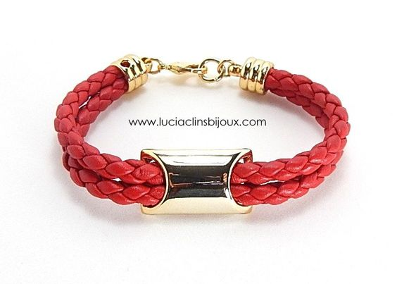 Pulseira Red Line