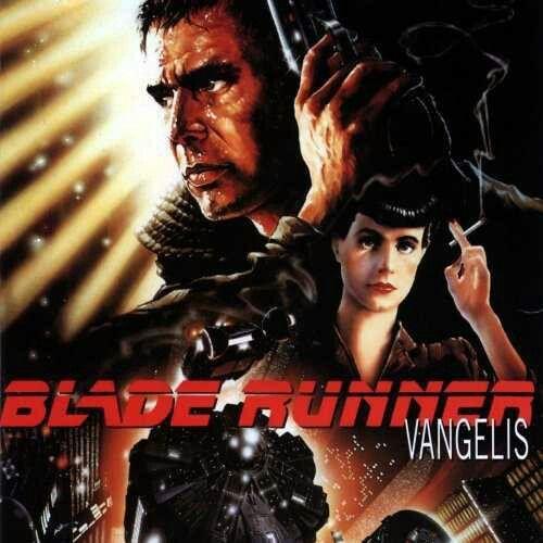 Blade Runner Soundtrack. Vangelis.