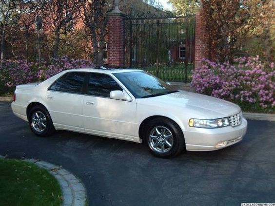 Cadillac Seville Sts Cadillac Pinterest Seville And