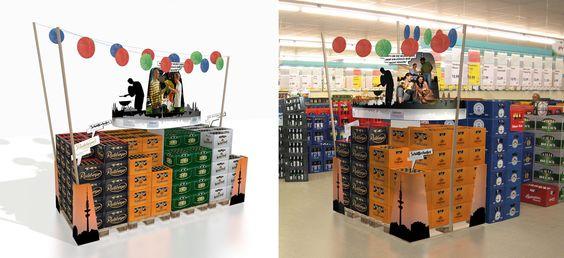 Radeberger Gruppe VKF im Einzelhandel