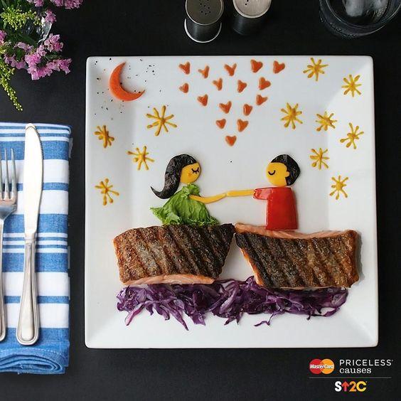 #samanthalee #food #art