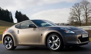 Discover the latest offering from the Nissan Z range...the 370z a truly sporty car.