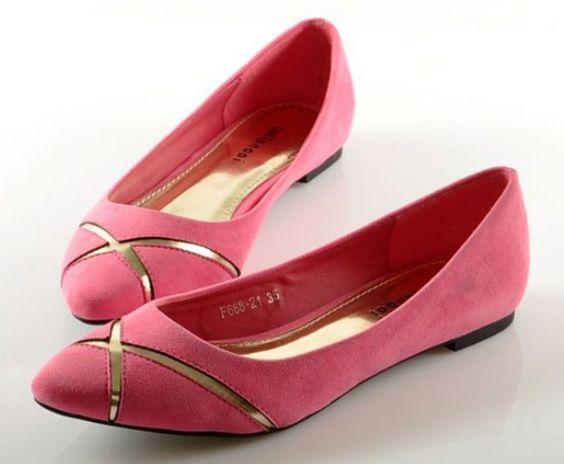 Cute Casual Flat Shoes