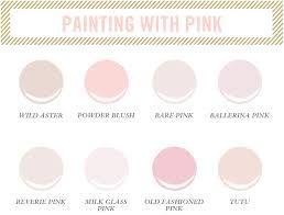 Ballet Pink Paint Google Search Milk Glass Pink No