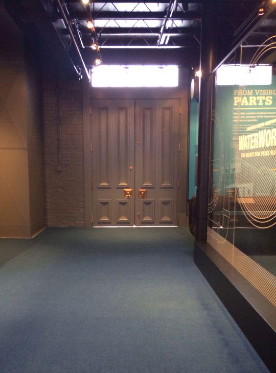 Louisville Water Tower - Doors