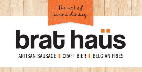 Brat Haus Artisan Sausage Craft Bier And Belgian Fries In