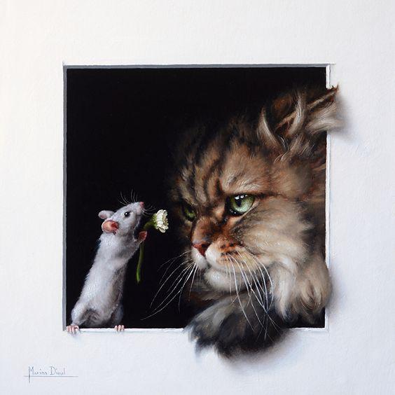 38167org.jpg (1024×1024),Paintings by Marina Dieul