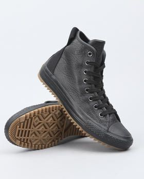 hollis leather chuck taylor boots