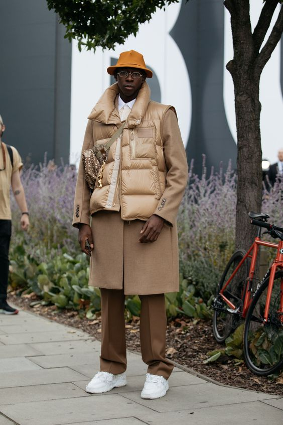 Jean Jacques in London London Fashion Week SS20