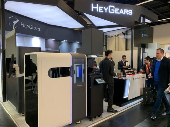 Heygears Rocks The Industry With Its New 3d Printers School Of